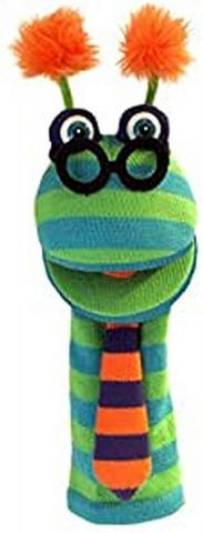 Dylan Sockette Puppet