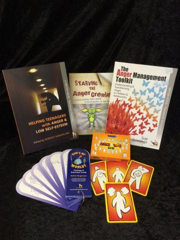 Anger Management Best Buy Pack Ages 10-16