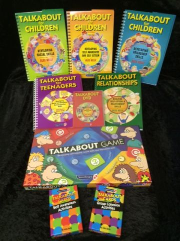 Talkabout Pack
