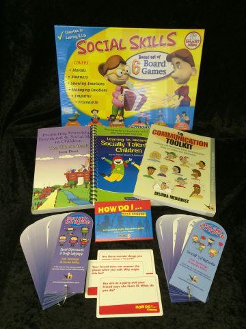 Social Skills Best Buy Pack Ages 5-14