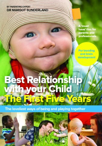 Best Relationship with Your Child The First Five Years DVD series