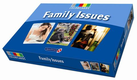 Family Issues ColorCards