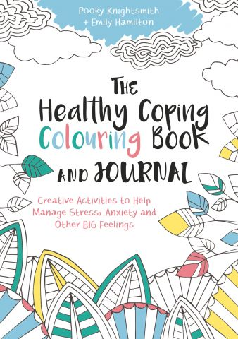 The Healthy Coping Colouring Book