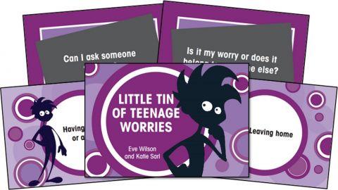 Little Tin of Teenage Worries