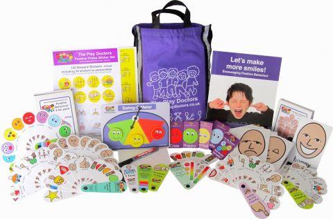 Positive Behaviour Kit in a Bag