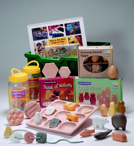 Sensory Play on the Move Best Buy Pack