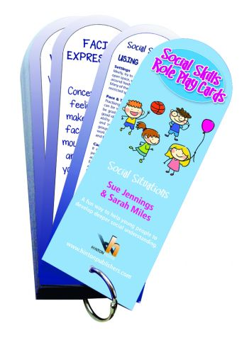 Social Skills Role Play Cards Set 2 Social Situations for Children