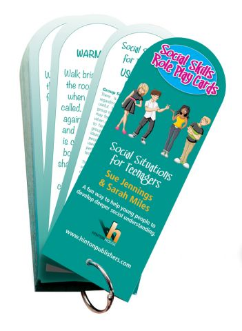 Social Skills Role Play Cards Set 3 Social Situations for Teenagers