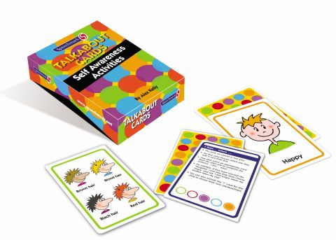 Talkabout Cards: Self-Awareness Activities