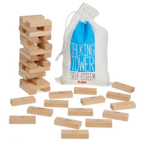 Talking Tower ('Jenga'): Self-Esteem