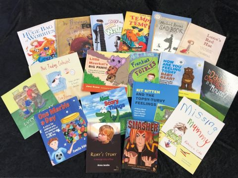 Therapeutic Storybooks Best Buy Pack